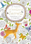 Woodland Secrets Postcard Book