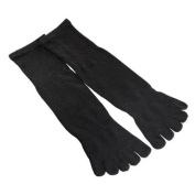 EasyComforts MED Black Toe Socks