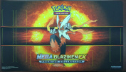 Pokemon Official Mega Blaziken EX Playmat