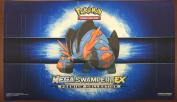 Pokemon Official Mega Swampert EX Playmat