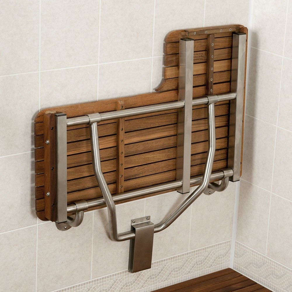 Shower Seat Wall Mounted Homeware: Buy Online from Fishpond.co.nz