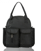 Warmmouse Fashion Nappy Bag Tote Bag Large Messenger Bag Coin Purse