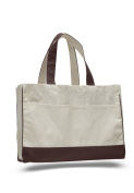 Pack of 6 - Cottom Canvas Standard Tote Bag - Size 43cm w X 33cm h X 13cm d
