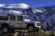Half-Day 4WD Safari in Granada for Two - Tinggly Voucher / Gift Card in a Gift Box