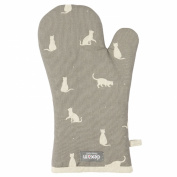 Rushbrookes Happy Cats 100% Cotton Gauntlet