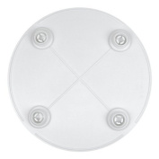 Bakery Crafts Round Separator Plate, 20cm