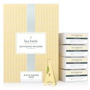 Tea Forte BULK PACK White Ginger Pear White Tea, 48 Handcrafted Pyramid Tea Infusers