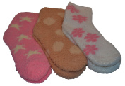 Warm Fuzzy Winter Sleep Socks 3 Pairs