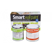 Magnetic & Whiteboard Paint 2m² / 21 sq ft - White