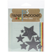 Paper Smooches Stars Die