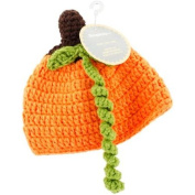 Crocheted Hats For Babies, Pumpkin