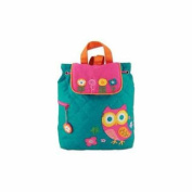 Owl Quilted Backpack by Stephen Joseph - SJ100176A