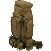 ExtremePak LUOB410ADG Extremepak Water-resistant, Heavy-duty Mountaineers Backpack
