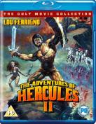 The Adventures of Hercules II [Region B] [Blu-ray]