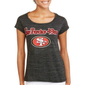 NFL Juniors 49ers Short Sleeve Tee