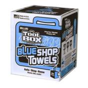 200Ct Blu Shop Towel