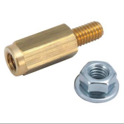 QUICK CABLE 6024 Nut, 4.1cm , Brass
