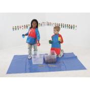 The Children's Factory Rectangular Splash Mat