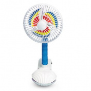 Kel-Gar Pinwheel Stroller Fan