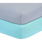 Garanimals 2-Pack Crib Sheet