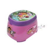 Ginsey Dora The Explorer 3-in-1 Potty Trainer - Pink