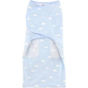 Child of Mine by Carter's Transportation Simply Secure Swaddle Blanket