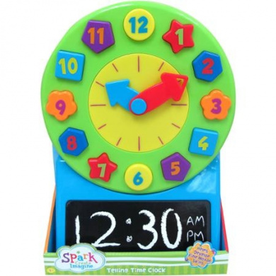 Telling Time Clock