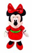 Kids Preferred Minnie Mouse Small Holiday Plush