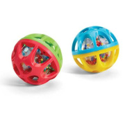 International Playthings Earlyears Rattle Maze Ball
