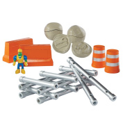 Educational Insights Dino Construction Build and Smash Set