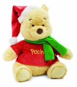 Kids Preferred Disney Baby Winnie the Pooh Holiday Plush