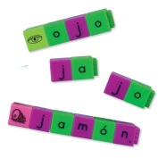 Learning Resources Spanish Alphabet Reading Rods