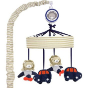 Child of Mine by Carter's Transportation Musical Crib Mobile