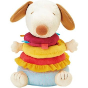 Peanuts by Schulz Snoopy Infant Stacking Plush