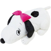 Peanuts by Schulz 46cm Laying Down Belle Plush