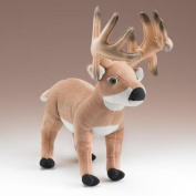 Whitetailed Deer Buck 36cm by Wildlife Artists - CCR-2830DWTB