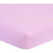Garanimals - Cotton Crib Sheet, Pink, Pink