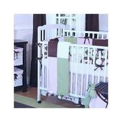 Brandee Danielle Modern Baby Girl Sheet