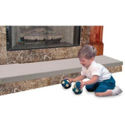 Kid Kusion 6501 Soft Seat Hearth Pad Colours Brown