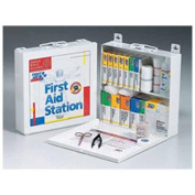 First Aid Only 196-piece Worksite First Aid Kit - 196 X Piece[s] For 50 X Individual[s] - 27cm X 28cm X 5.8cm - Plastic Case