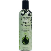 Hollywood Beauty Argan Oil Shampoo, 350ml