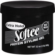 Softee Extra Hold Protein Styling Gel, 950ml