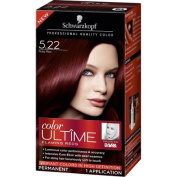 Schwarzkopf Colour Ultime Flaming Reds Hair Colouring Kit, 5.22 Ruby Red