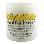 Curly Kids Curly Creme Conditioner, 180ml