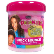 African Pride Dream Kids Quick Bounce Detangling Pudding, 440ml