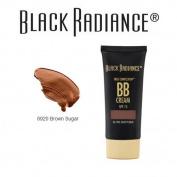 Black Radiance True Complexion BB Cream Oil Free Beauty Balm, SPF 15, 8920 Brown Sugar, 30ml