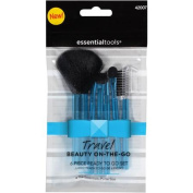 Essential Tools Travel Beauty On-The-Go 6 Piece Ready to Go Set 42007