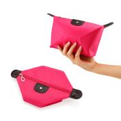 Travel Cosmetic Bag Storage Pouch Purse Makeup Case Multifunction Toiletry Zipper Organiser Handbag