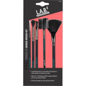 L.A.B.2 Live and Breathe Beauty Strokes of Genius Brush Kit, 5 pc