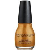 Sinful Colours Professional Nail Enamel, Copper Pot, 15ml